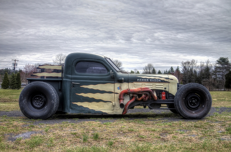 Power-Wagon
