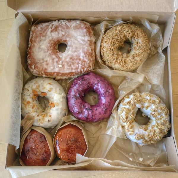 Doughnut-Planter