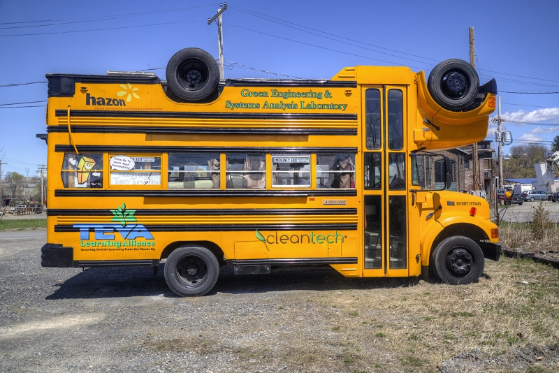 The Tall Bus