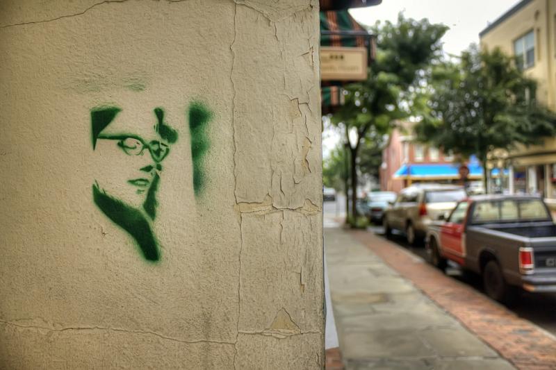 John-St.-Stencil