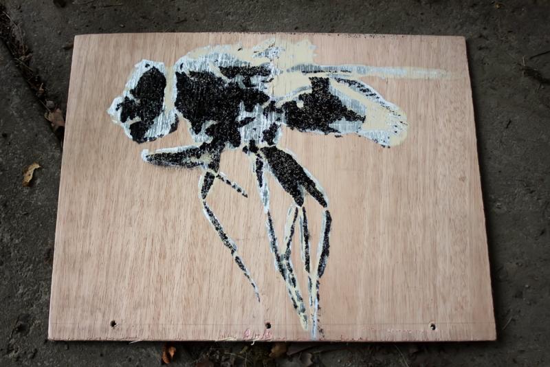 Fly-Stencil