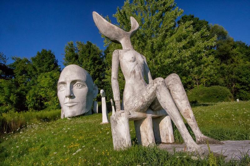 Taconic-Sculptures