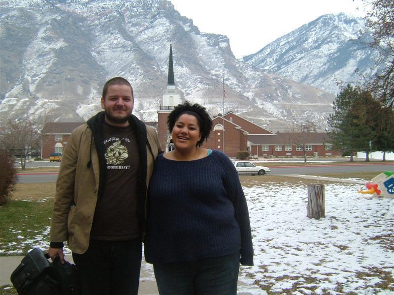 Utah-Saints