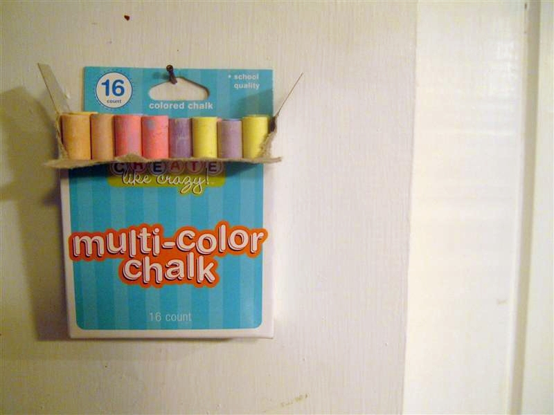 Time to Chalk