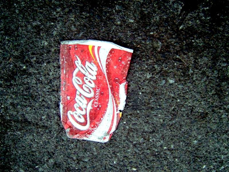 Flat Coke