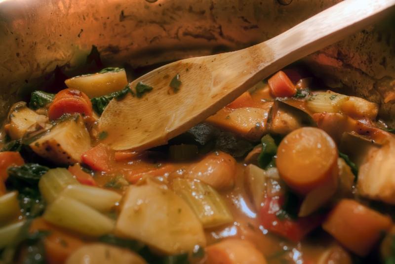 Vegetable-Stew