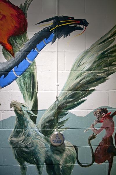 SUNY Ulster Mural