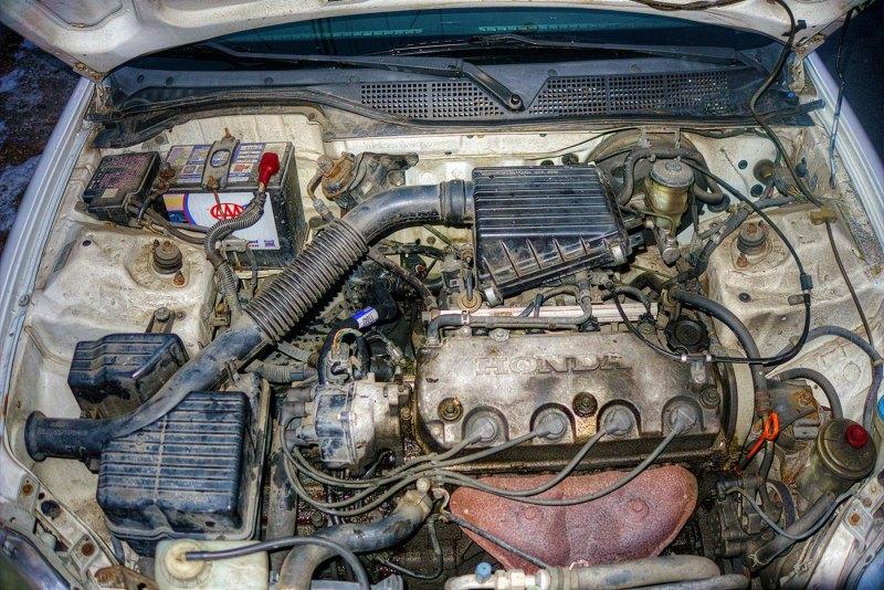 Ellen's Engine