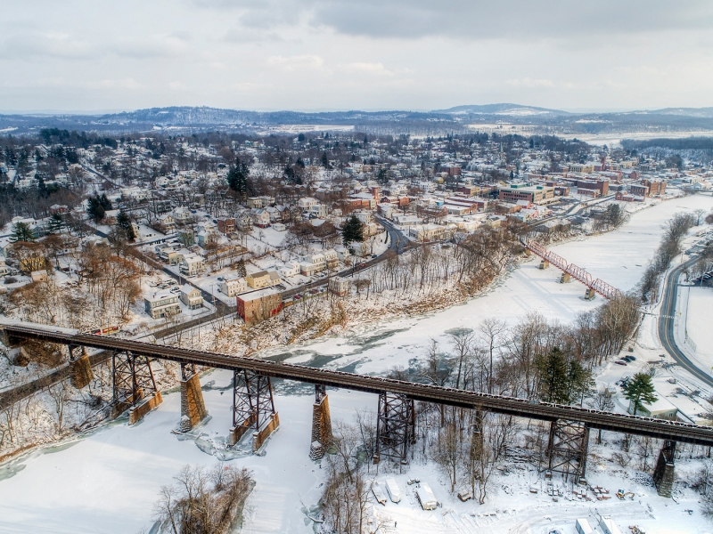Catskill On Ice