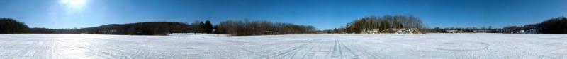 24th Ice Walking