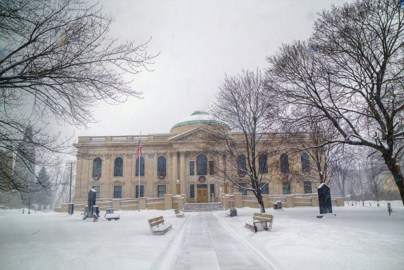Columbia-County-Courthouse