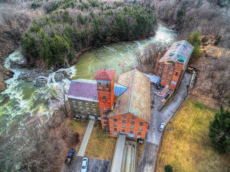 The Mill at Stuyvesant Falls