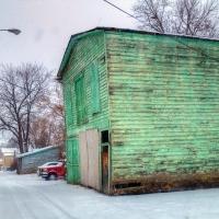 That Green Barn