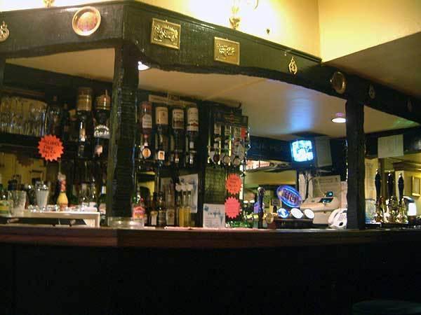 Down the Pub