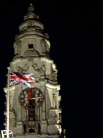 Cardiff Clock