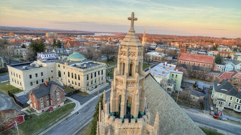Churches of Hudson