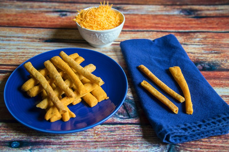 Kevin's Cheese Straws