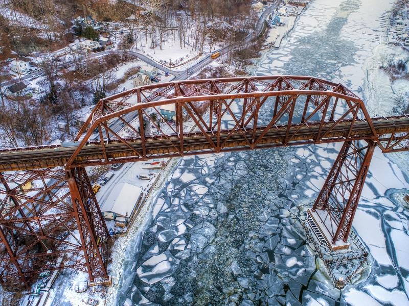 Train Set Bridge