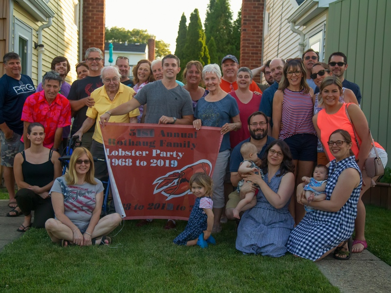The 51st Annual Lobster Party