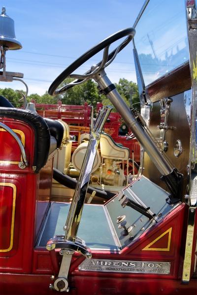 Ahrens Fox Fire Apparatus
