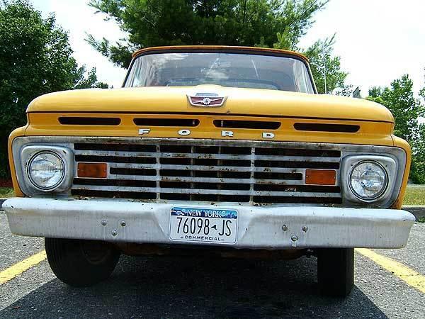 Yellow-Truck