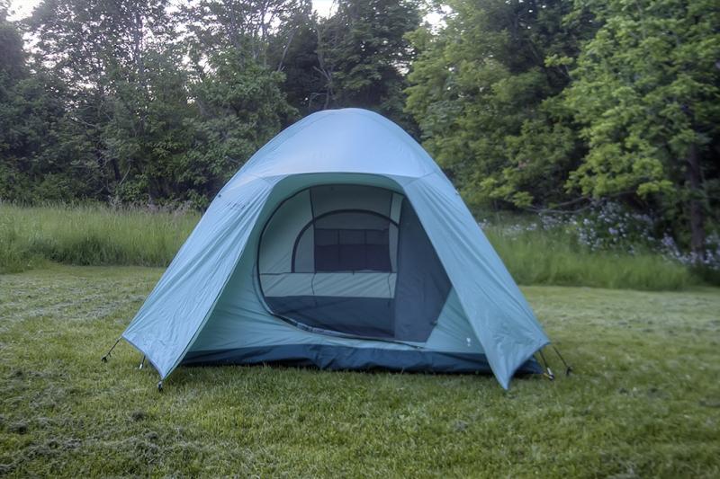 Tent-Test