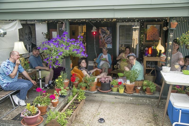 Garden-Partiers