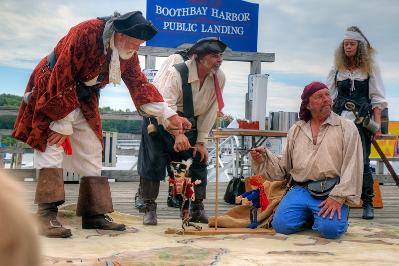 Boothbay Pirates