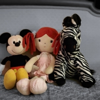 Mickey, Lizzi & Zoe