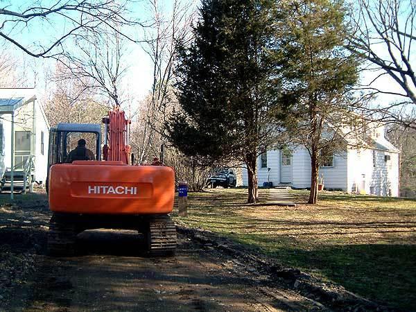 Digging-In