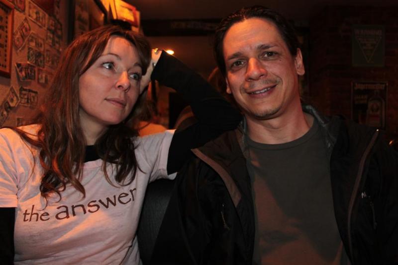 Suzanne & Sean