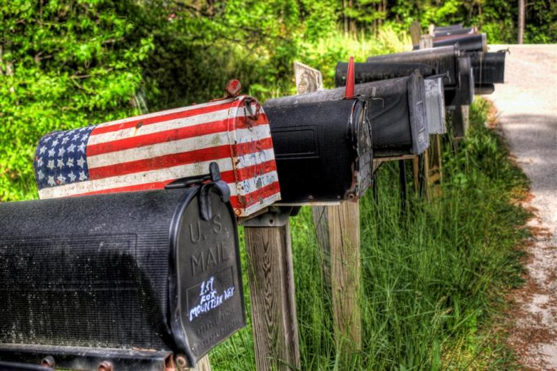 US-Mail