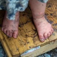 Happy Helper Feet