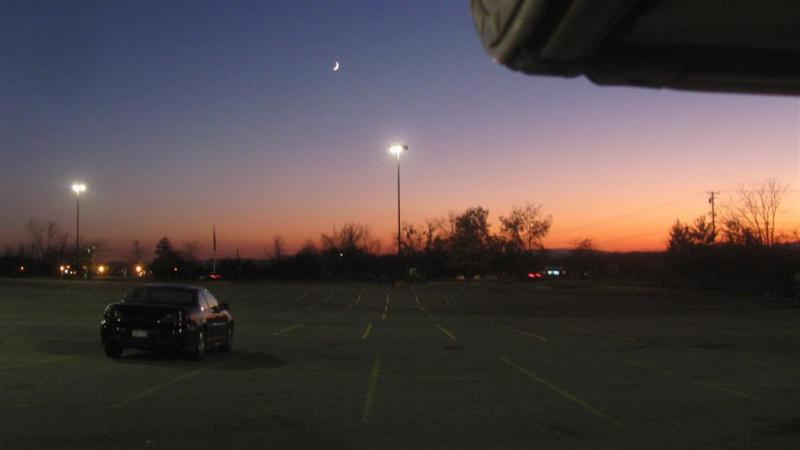 Sunset-@-The-Mall