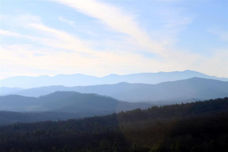 On-the-Blue-Ridge-Highway