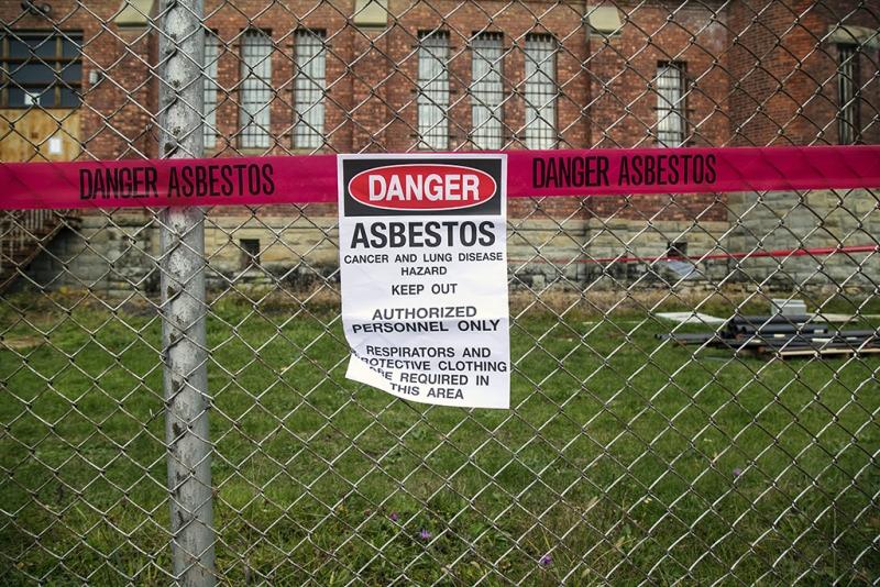 Asbestos-Garden