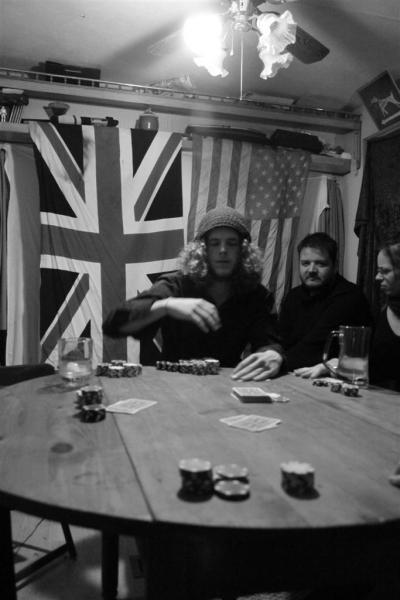 The John of Cash Poker Game