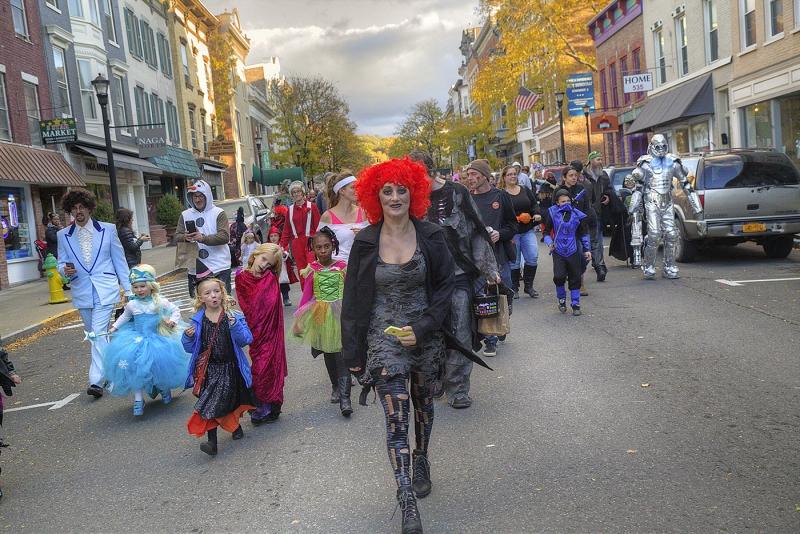 Hudson-Halloween