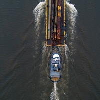 A-Row-Boat-Down-There