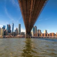 Down Under Brooklyn Bridge