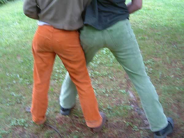 Butt-to-Butt