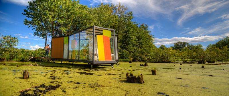 Pond-House