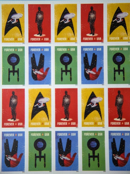 Stamp-Trek